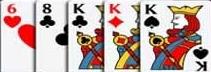 Kartu 3 Raja